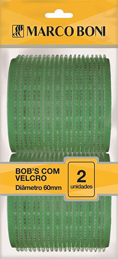Marco Boni Bobs extra grande com velcro - 2 unidades