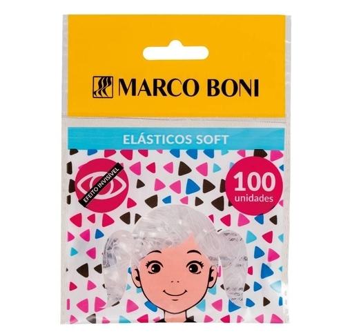 Marco Boni Elástico Soft Transparente 100un