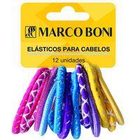 Marco Boni Elásticos sem metal 3mm 12 unidades Fun Classic