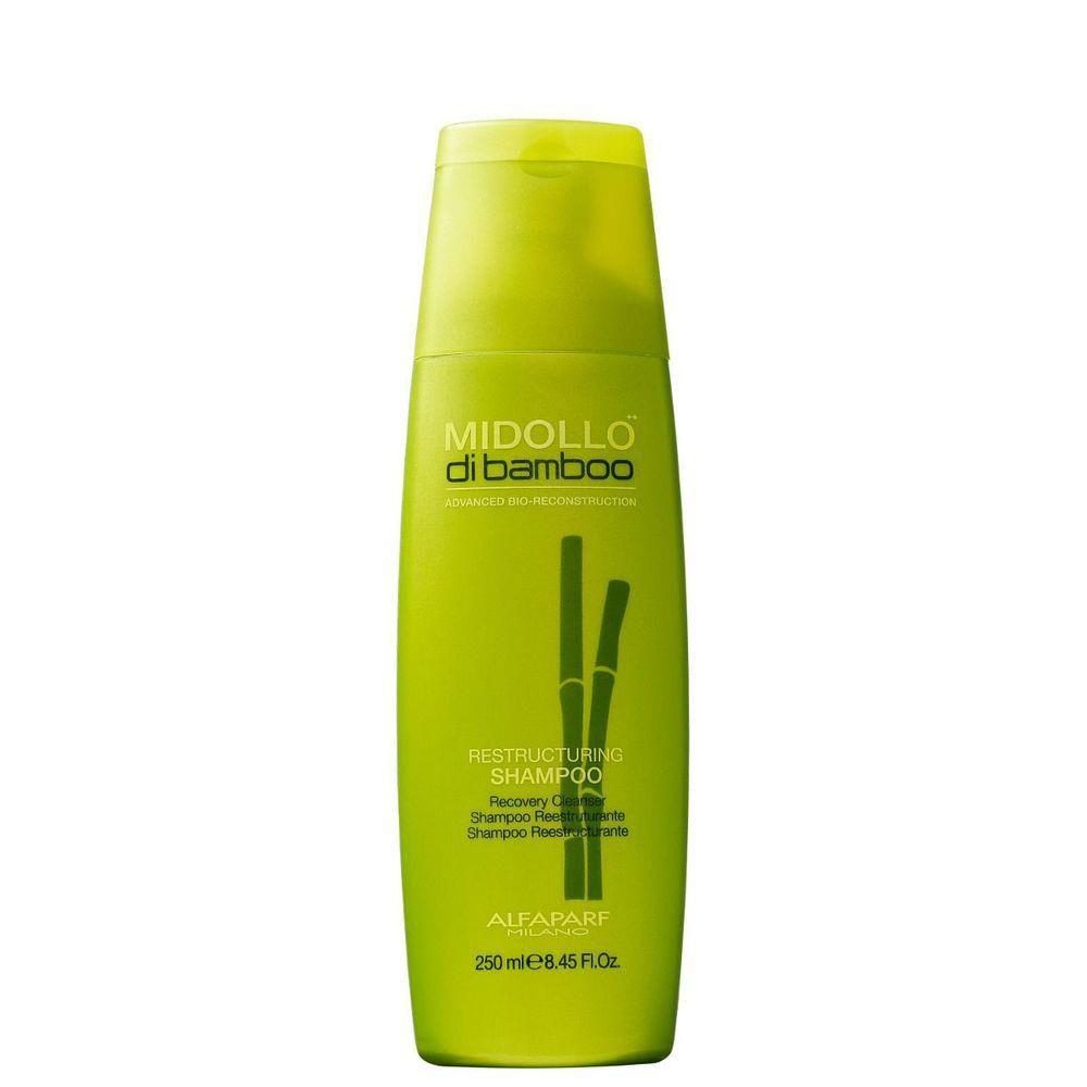 Alfaparf Shampoo Reconstrutor Midollo Di Bamboo 250 ml