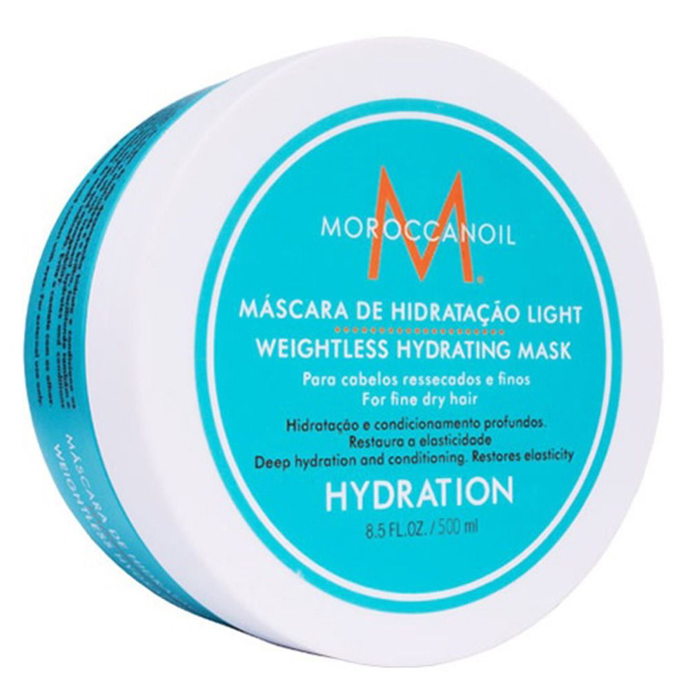 Moroccanoil Hidratante Máscara Light 500 ml