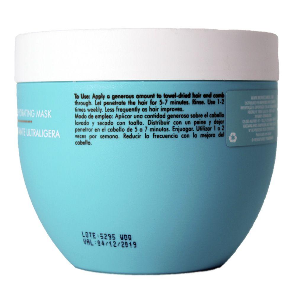 Moroccanoil Hydration Máscara de Hidratação Light 500 ml