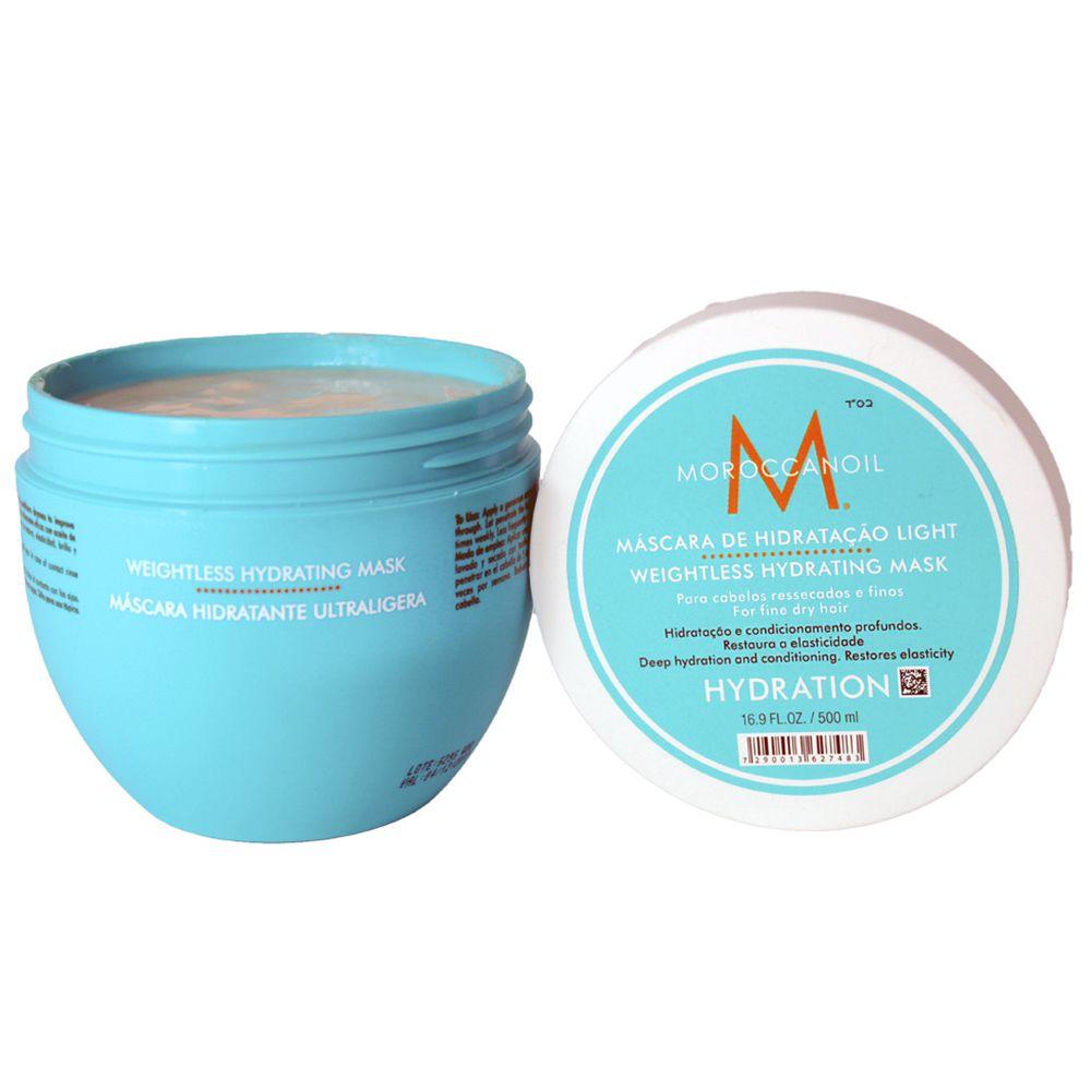Moroccanoil Hidratante Máscara Light 500 ml