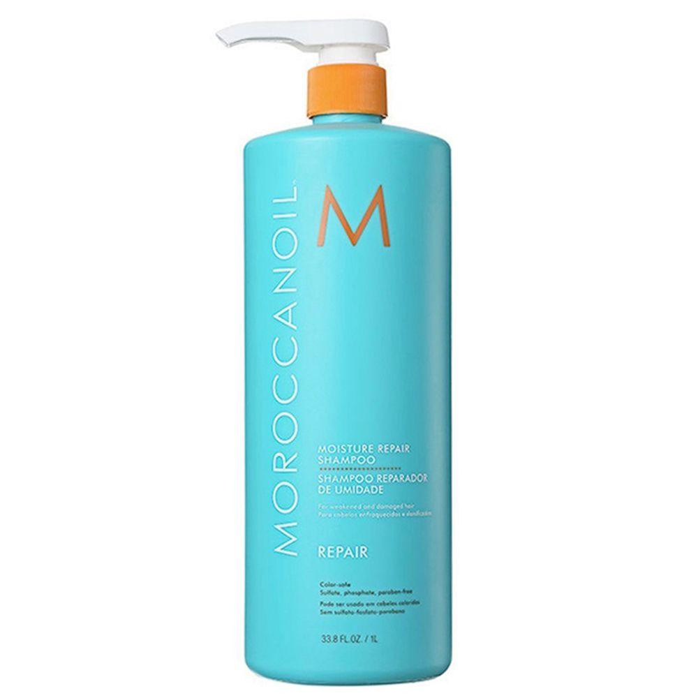 Moroccanoil Repair Shampoo Reparador de Umidade Sem Sulfato 1000 ml