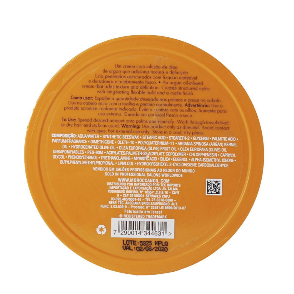 Moroccanoil Style Creme Modelador 100 ml