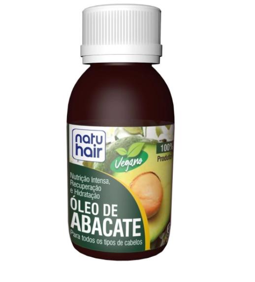 Natuhair Óleo Capilar de Abacate