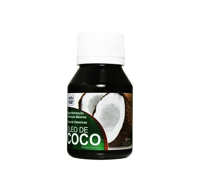 Natuhair Óleo Capilar de Coco