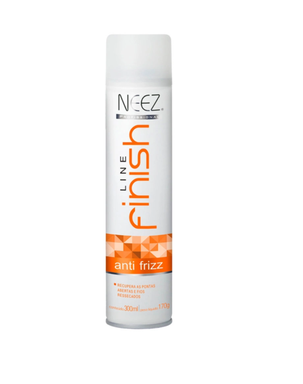 Neez Spray Finalizador Anti Frizz