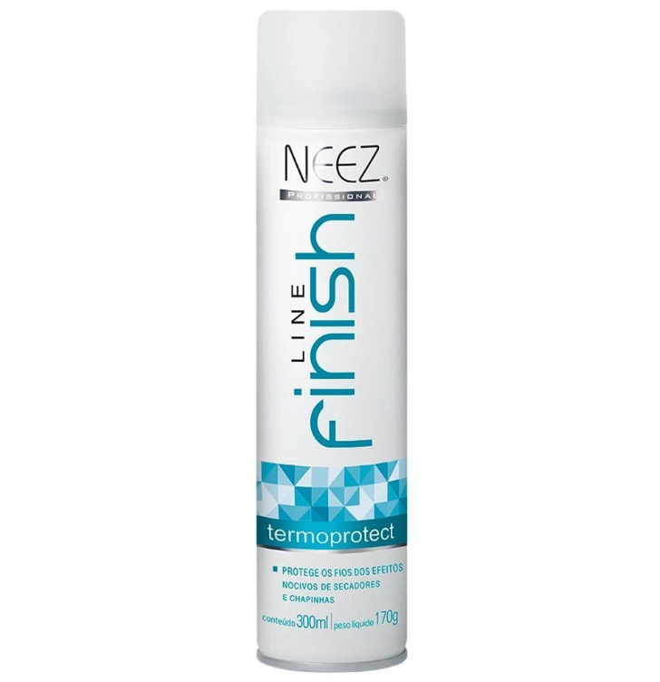 Neez Spray Protetor Térmico Finish 300ml