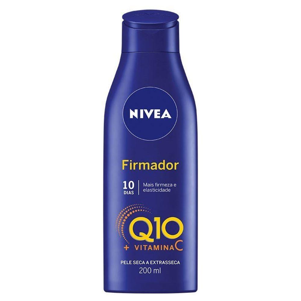Nivea Loção Hidratante Firmador Q10 Vitamina C 200ml
