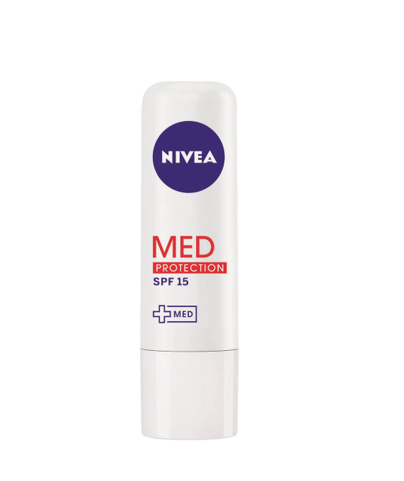 Nivea Protetor Labial Lip Care Med Protect 4,8g