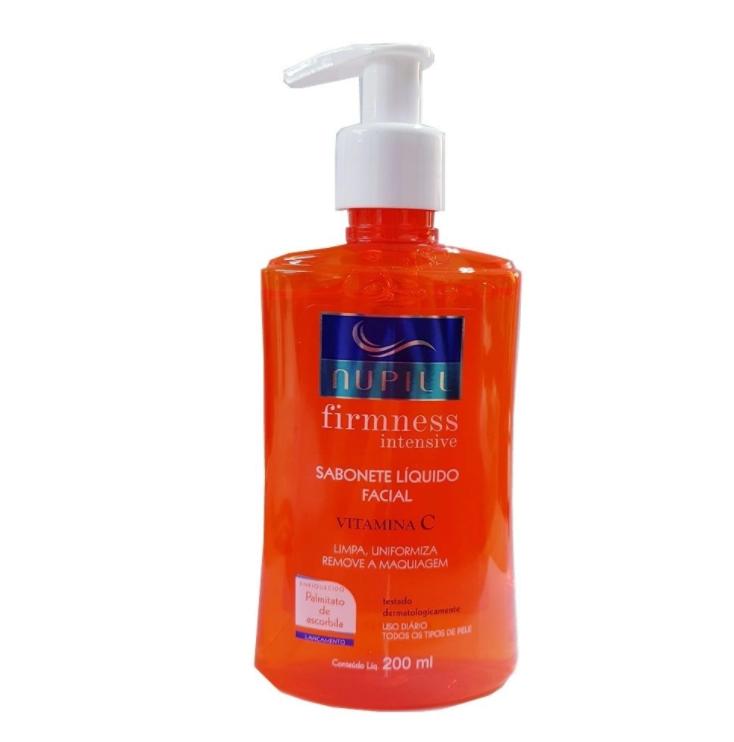Nupill Sabonete líquido Facial Vitamina C 200ml