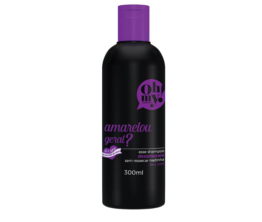 Oh My! Amarelou Geral Shampoo 300ml