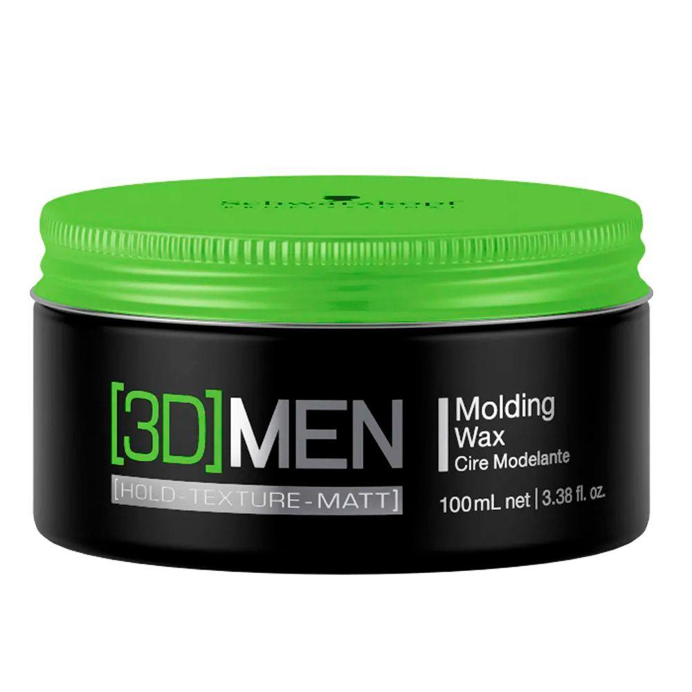 OUTLET -  3D-Men Cera Modeladora 100 ml Molding Wax