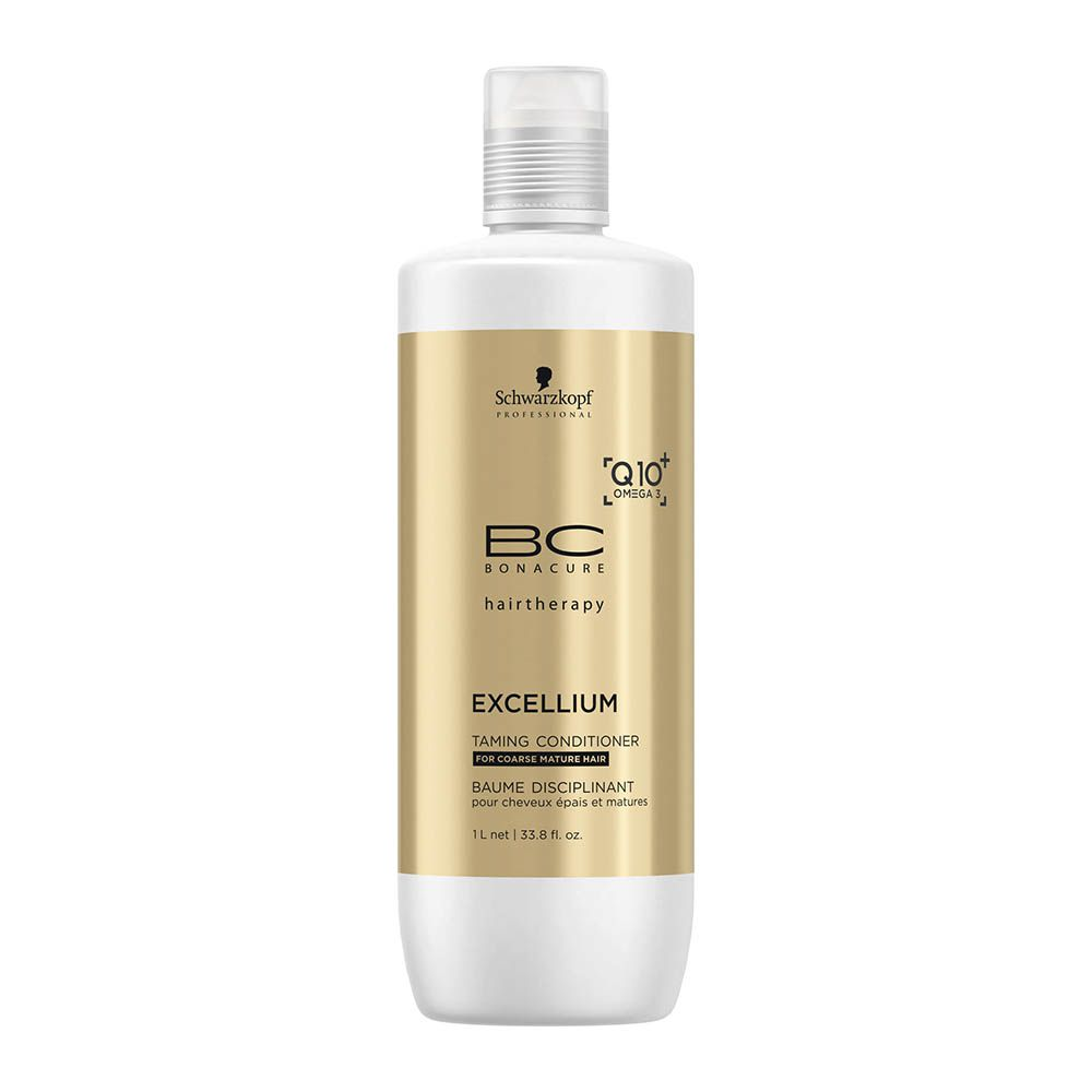 OUTLET - BC Excellium Taming Condicionador Disciplinante 1000 ml