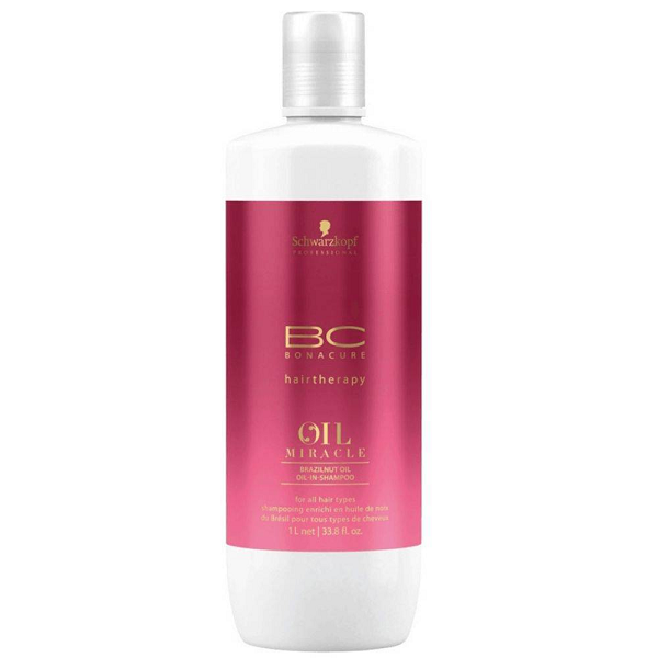 OUTLET - BC Oil Miracle Brazilnut Shampoo 1000 ml