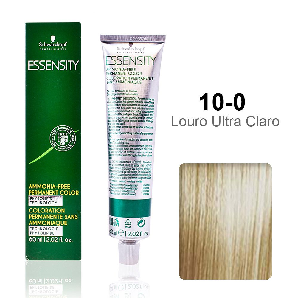 Outlet - Essensity 10-0 Louro Ultra Claro