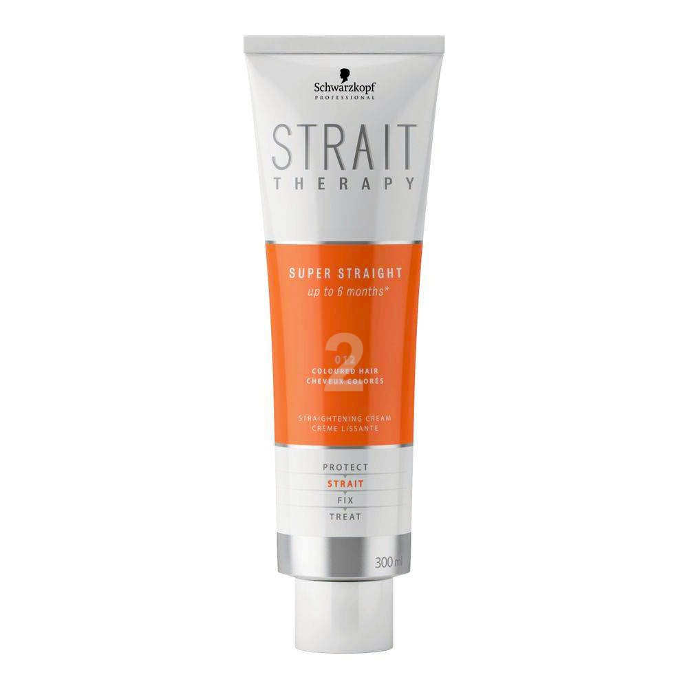 OUTLET - Strait Therapy Creme Alisante Força 2 300 ml