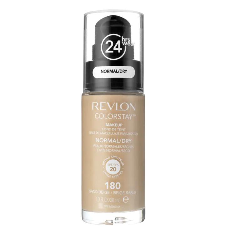 Revlon Base líquida ColorStay Pump Oil 180 Sand Beige