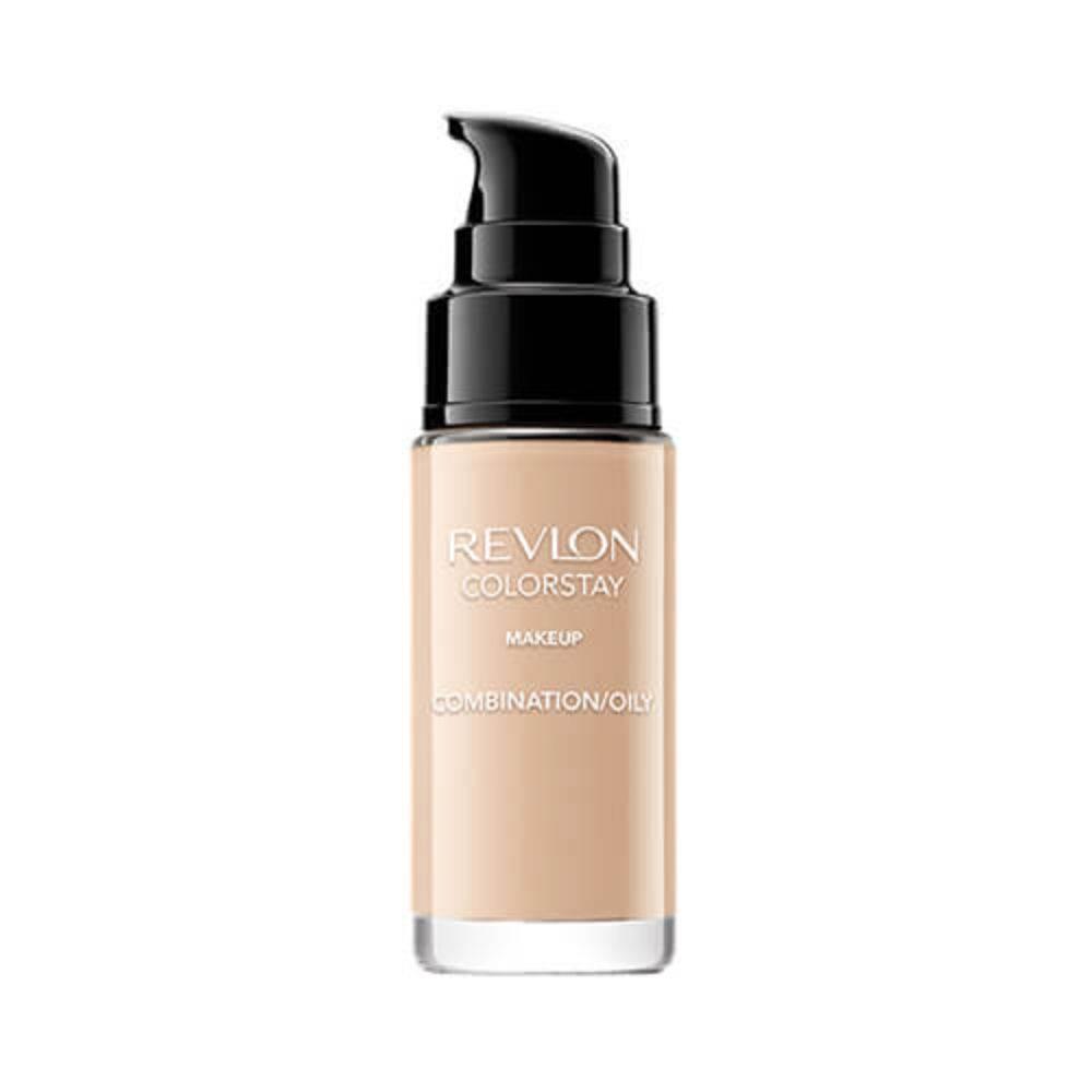 Revlon Base líquida ColorStay Pump Oil 220 Natural Beige