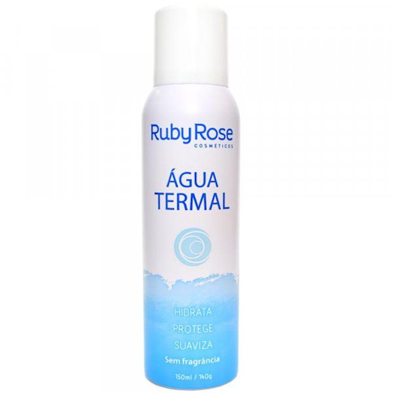 Ruby Rose Água Termal Sem Fragrância