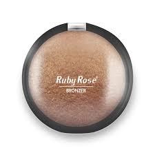 Ruby Rose Pó Bronzeador Rose Gold