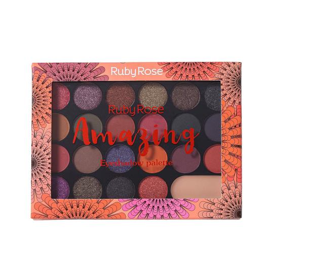 Ruby Rose Paleta de Sombras Amazing
