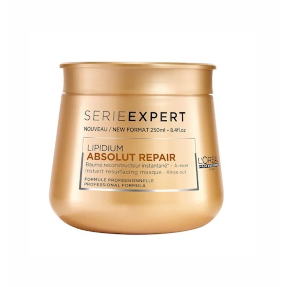 L'Oréal Máscara de Tratamento Absolut Repair Lipidium 250 ml