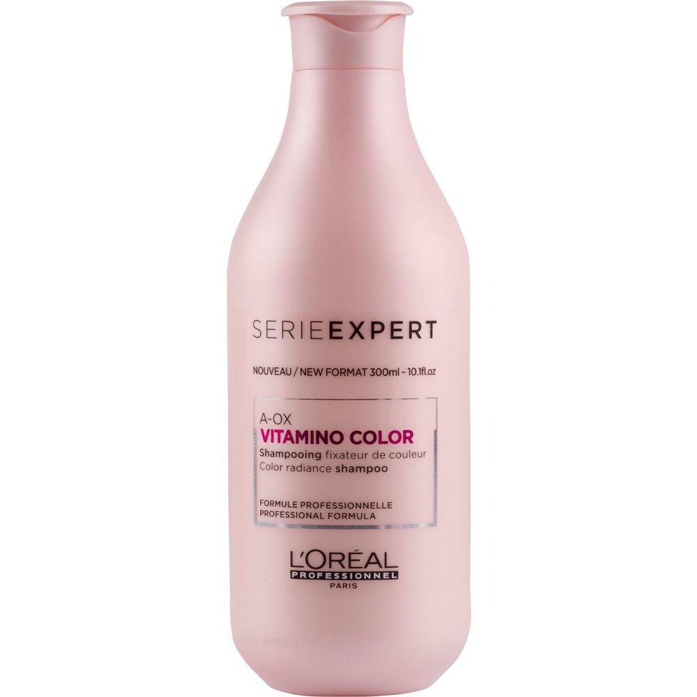 L'Oréal Shampoo A-Ox Vitamino Color 300 ml