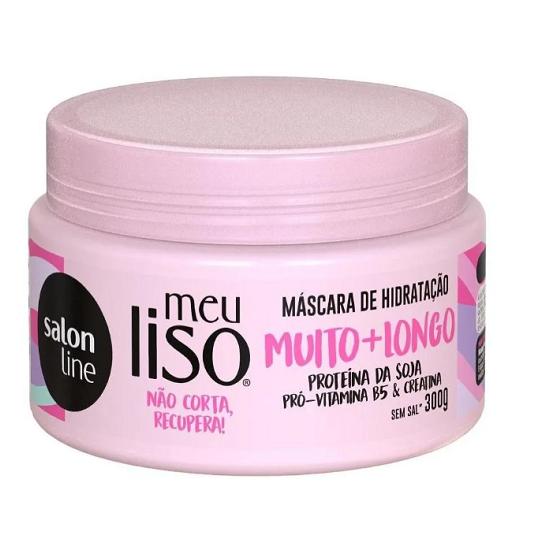 Salon Line Meu Liso Muito Mais Liso Máscara 300 ml