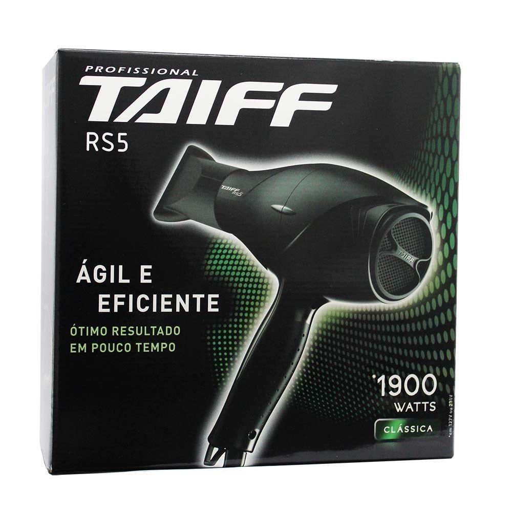Taiff Secador RS-5 1900W 220V
