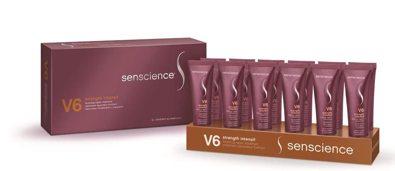 Senscience Ampola de Tratamento Strength Intensif 25ml