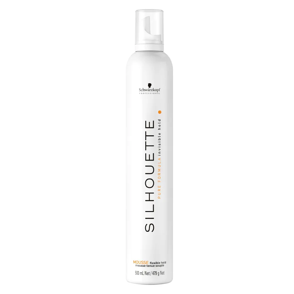 Silhouette Mousse Flexível 500 ml