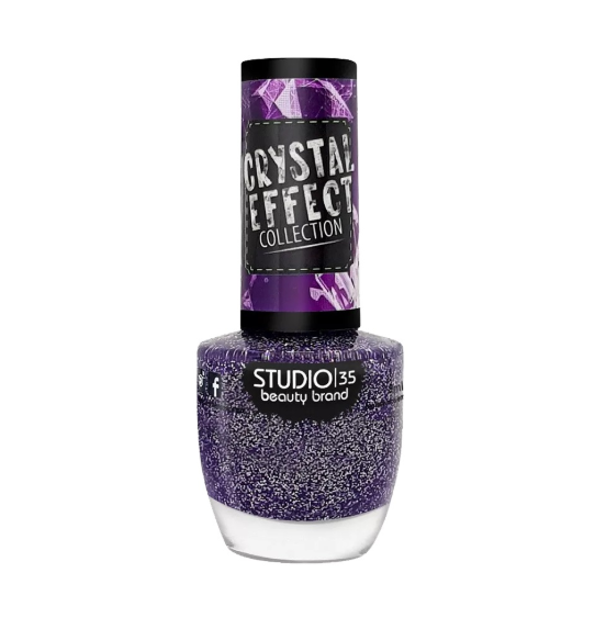 Studio 35 Esmalte Crystal Effect  #AtraçãoCósmica