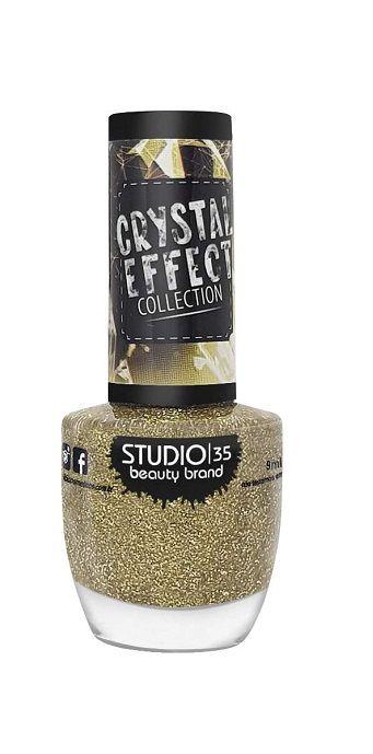 Studio 35 Esmalte Crystal Effect  #NãoOfuscaMeuBrilho