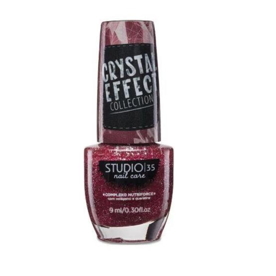 Studio 35 Esmalte Crystal Effect  #Sensualizando