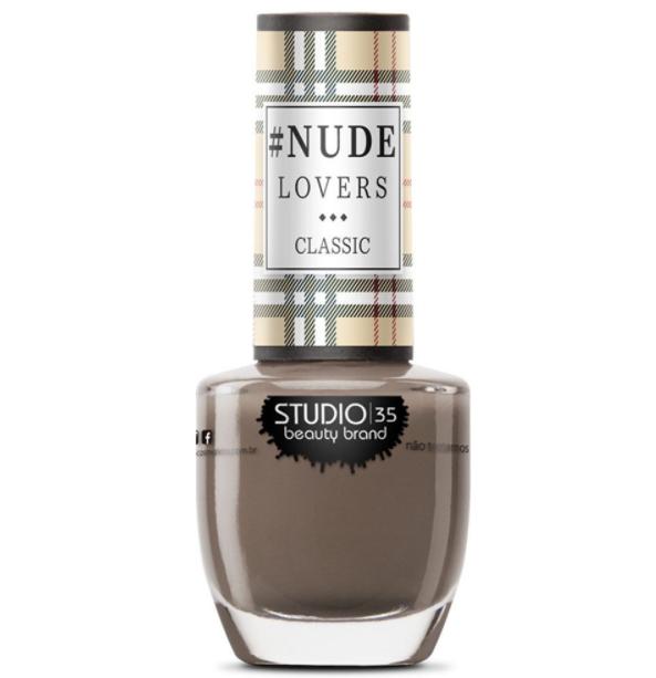 Studio 35 Esmalte Nude Lovers #Nudeelegante 9ml