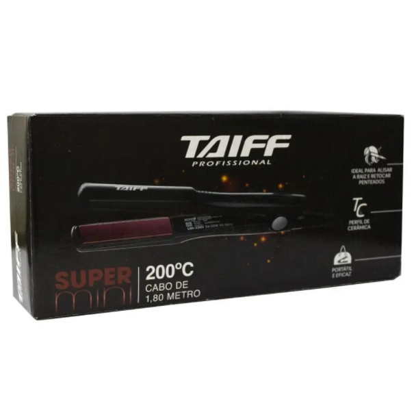 Taiff Chapinha Super Mini Action Bivolt