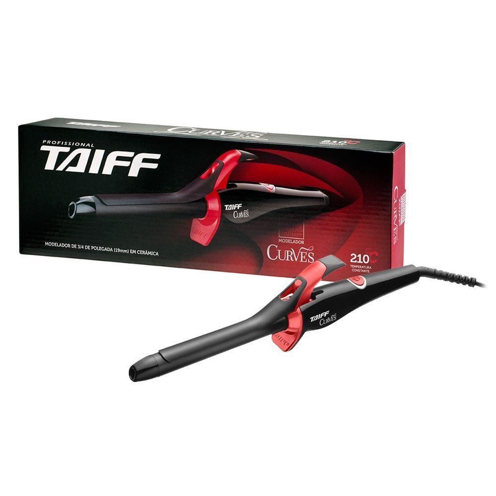 Taiff Modelador Curves 3/4 Bivolt