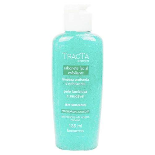 Tracta Sabonete Facial Esfoliante 135ml