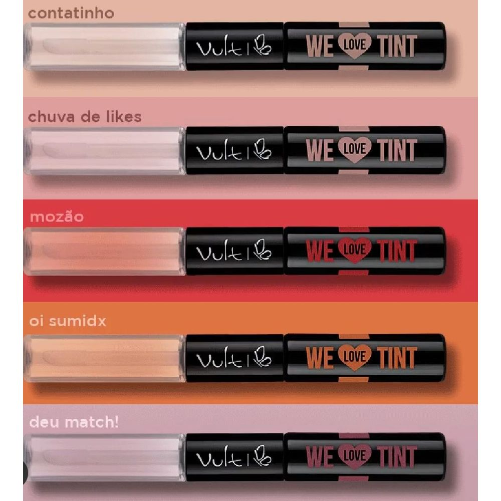 Vult Batom We Love Tint Chuva Likes 8 ml