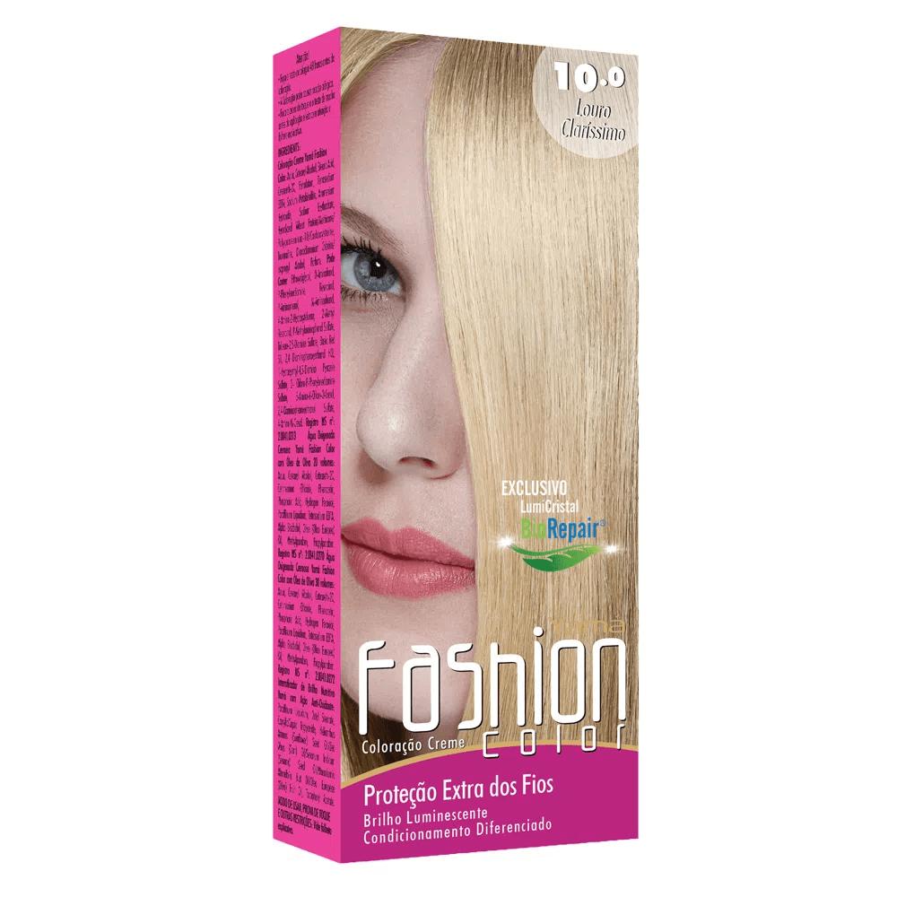 Yamá Mini Kit Fashion Color  N 10.0 + Ox 30 volumes 60ml