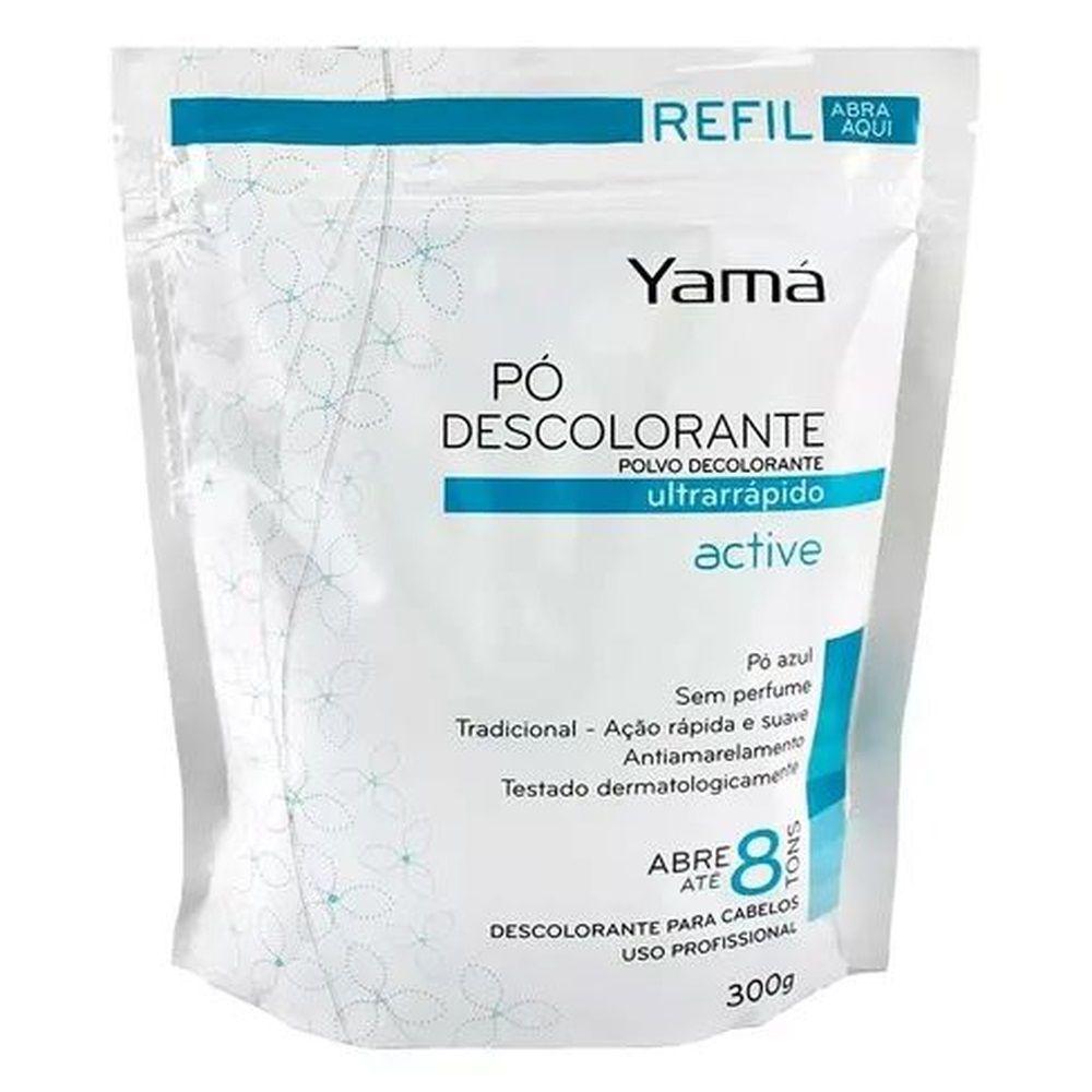Yamá Pó Descolorante Amestia Active Refil 300gr