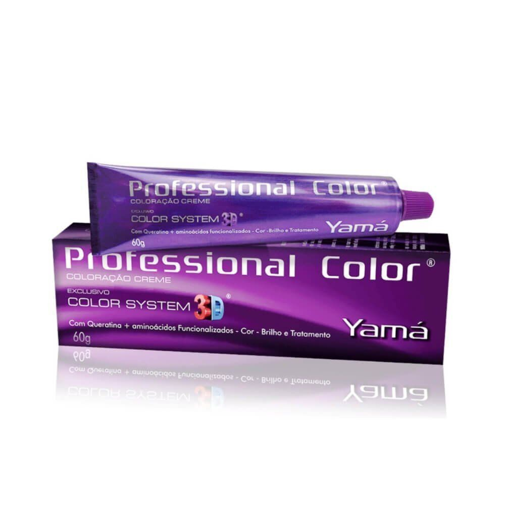 Yamá Tinta Profissional Color 3D N 8.66
