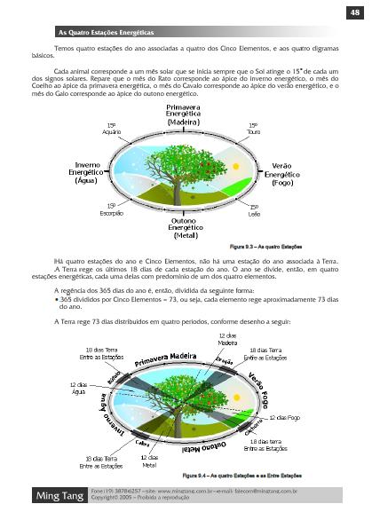 4 Pilares do Destino I - Fundamentos e cálculos