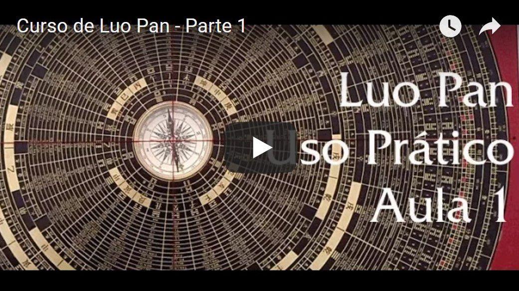 Curso prático de Luo Pan - aprendendo a usar todos os aneis da bússola