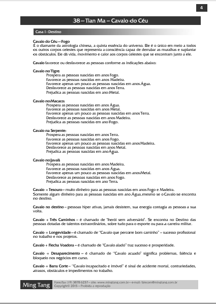 Zi Wei Dou Shu III - Análise das fases e analise anual.
