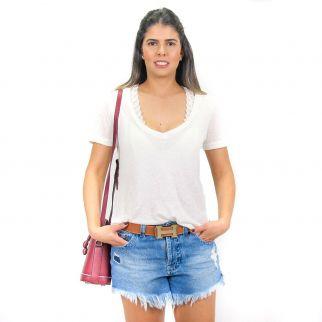 Blusa Podrinha Off-White