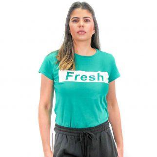 Camiseta Fresh Verde