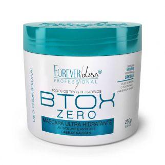 Forever Liss Btox Zero Sem Formol Ultra Hidratante 250g